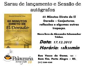 Convite livro_Direito de Eldorado